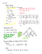 Comp Sci 01198112 - Class Notes - Week 5