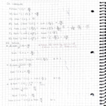 UIC - MATH 121 - Study Guide - Midterm