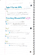 Accounting 1220 - Class Notes - Week 6
