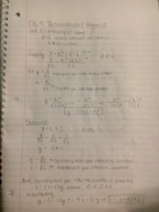 ECO 3315 - Class Notes - Week 7