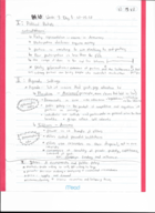 Public Policy  10 - Class Notes - Week 3