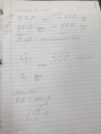 Penn State - PHYS - Class Notes - Week 5