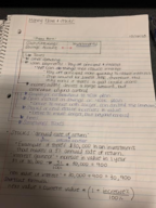 MSU - MTH 102 - Class Notes - Week 7