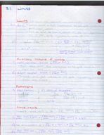 UCR - MATH 007A - Class Notes - Week 2