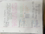 MATH 009B - Class Notes - Week 2