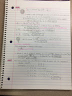 CHEM 001A - Class Notes - Week 4