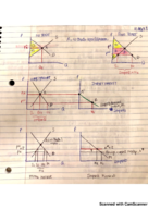 ECON - Class Notes - Week 8