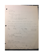 ECON 003 - Class Notes - Week 4