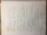 MATH 009B - Class Notes - Week 5
