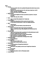 ANTHRO 101 - Study Guide