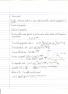 PHY 4606 - Class Notes - Week 5