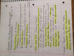 ECON 1113 - Class Notes - Week 12
