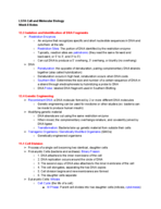 UCLA - Life Science 7A Cell and Molecular Biology  252022...