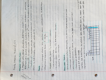 UCMerced - CHEM 001 - Class Notes - Week 5