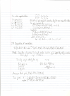 PHY 4606 - Class Notes - Week 8