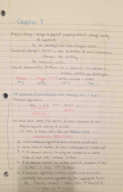 University of Memphis - CHEM 1110 - Class Notes - Week 15