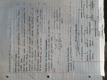 UCMerced - CHEM 001 - Class Notes - Week 6