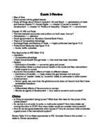 PSC 124 - Study Guide