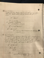 Penn State - PHYS - Study Guide - Final