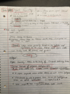 CHEM 351 - Class Notes - Week 1