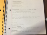 UO - PSY - Class Notes - Week 1