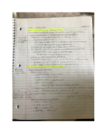 CHM 1040 - Class Notes - Week 1