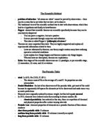 Chemistry and Biochemistry 14a - Class Notes - Week 1