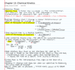 CHEM 1212 - Class Notes - Week 1
