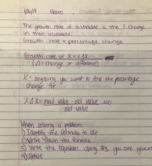 ECON - Class Notes - Week 1