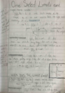 MATH 140 - Class Notes - Week 1