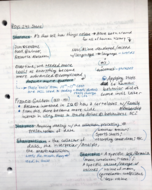 statistic notes