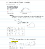 How do you find the 6 trigonometric functions?