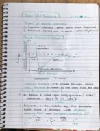 CAL - CHEM 3 - Class Notes - Week 1