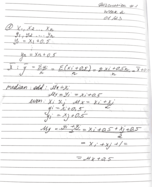 ECON - Class Notes - Week 2
