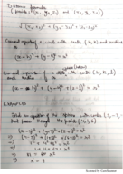 MATH 2414 - Class Notes - Week 1