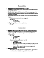 UCLA - Chemistry and Biochemistry 14a - Class Notes - Week 3