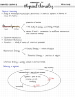 What is the study of energy and energy charges?