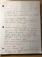 CAL - CHEM 3 - Class Notes - Week 2