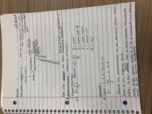 MATH 2411 - Class Notes - Week 4