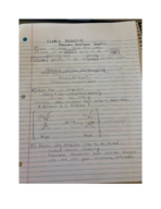 Cal State Fullerton - CHEM 301 - Class Notes - Week 2