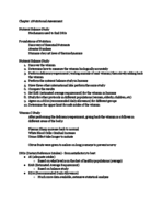 Nutrition and Health 11:709:255 - Class Notes - Week 3