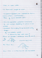 MATH - Class Notes - Week 3