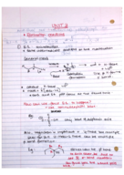 CAL - CHEM 3 - Study Guide - Final