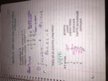 CHEM 201 - Class Notes - Week 2