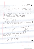 Calculus 640 - Class Notes - Week 2