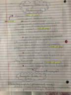 HDFS - Class Notes - Week 3