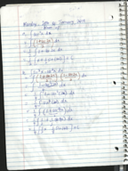 MATH 2414 - Class Notes - Week 3