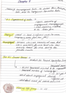 ECON - Class Notes - Week 4