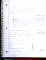 GSU - MATH - Class Notes - Week 2