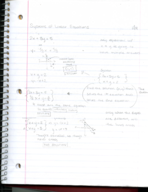 GSU - MATH - Class Notes - Week 4